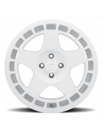 fifteen52 Turbomac 17x7.5 5x114.3 42mm ET 73.1mm Center Bore Rally White Wheel
