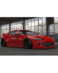 GReddy Rocket Bunny Version 2 Full Body Kit with Wing Subaru BRZ / Scion FRS / Toyota GT-86 2013-2015