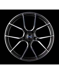 Gram Lights 57ANA 19x8.5 +38 5-114.3 Super Dark Gunmetal DC Machining Wheel