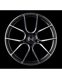 Gram Lights 57ANA 20x9.5 +38 5-114.3 Super Dark Gunmetal DC Machining Wheel