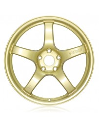 Gram Lights 57CR 17x9 +38 5x100 E8 Gold Wheel (Min Order Of 20)