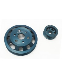 GReddy 2pc. Aluminum Pulley Set Subaru BRZ / Toyota GT-86 / Scion FRS 2013-2021