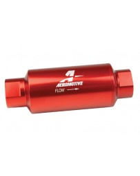 Aeromotive In-Line Filter - (AN-10) 10 Micron fabric Element