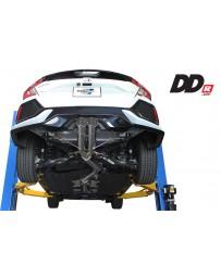 Greddy Performance DD-R Exhaust Honda Civic Sport HB 2017+