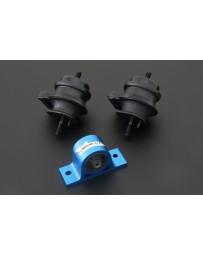 """Hardrace """"350Z/G35/Z33 HARDEN ENGINE +TRANSMISSION MOUNT (STREET VERSION) 3PCS/SET"""""""