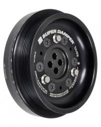 Toyota Supra GR A90 MK5 ATI Damper - 7.074in - Aluminum Dry Sump - 6 Groove