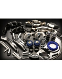 GReddy Turbo Upgrade Kit TD06-20G Nissan GT-R R35 2009-2021