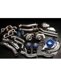 GReddy Turbo Upgrade Kit TD06-20G - open w/g Nissan GT-R R35 2012-2017