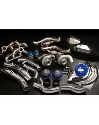 GReddy Turbo Upgrade Kit TD06-20G - w/g return Nissan GT-R R35 2012-2017