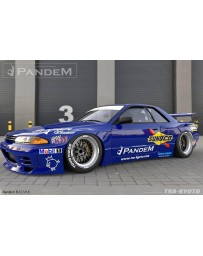 GReddy Pandem Full Body Kit w/o Wing Nissan Skyline GTR V1.5 1989-1994