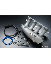 GReddy Short Runner Intake Plenum For Pulsar Throttle Body Nissan S13