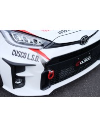 Toyota Yaris GR 20+ MK2 Cusco Front Tow Eye Hook