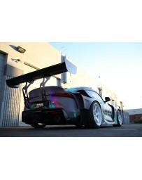 HKS FRP GT Wing Toyota Supra A90 GR 2020-2021