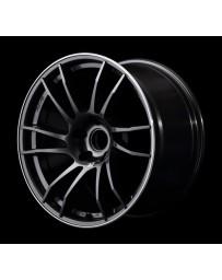 Gram Lights 57XTC 17x7.0 +48 5-100 Super Dark Gunmetal Wheel