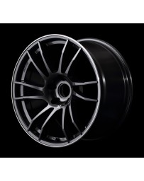 Gram Lights 57XTC 18x7.5 +42 5-100 Super Dark Gunmetal Wheel