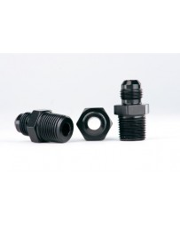 Aeromotive Carb. Reg 13205 Fitting Kit (Incl. (3) 3/8in NPT to AN-06 fittings)
