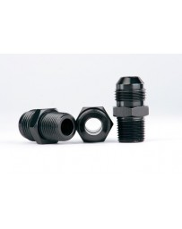Aeromotive Carb. Reg 13205 Fitting Kit (Incl. (3) 3/8in NPT to AN-08 fittings)