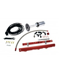 Aeromotive C6 Corvette Fuel System - A1000/LS2 Rails/Wire Kit/Fittings