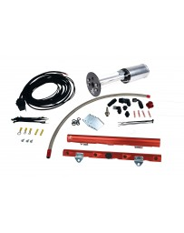 Aeromotive C6 Corvette Fuel System - A1000/LS7 Rails/Wire Kit/Fittings
