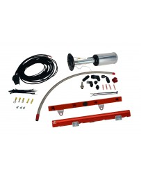 Aeromotive C6 Corvette Fuel System - Eliminator/LS1 Rails/Wire Kit/Fittings