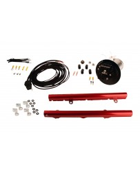 Aeromotive 10-11 Camaro Fuel System - Eliminator/LS3 Rails/Wire Kit/Fittings