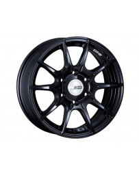 SSR Devide X01H Wheel 17x6.5 6x139.7 38mm Black