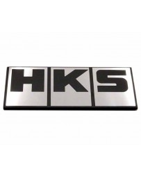HKS Promotional Products Block Logo Emblem