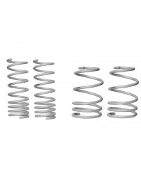 Toyota Supra GR A90 MK5 Whiteline Front and Rear Performance Lowering Springs