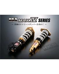 HKS Hipermax IV GT Nissan 370Z 09-18