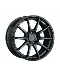 SSR GTV02 Wheel Matte Black 18x10.5 5x114.3 25mm
