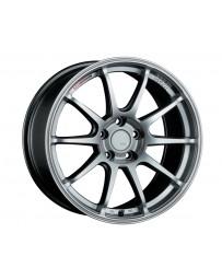 SSR GTV02 Wheel Silver 18x7.5 5x100 48mm