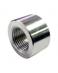 "350z Z33 Torque Solution Weld Bung Female 1/8"" -27NPT (3/4"" O.D) Aluminum"