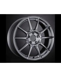 SSR GTX01 Wheel 15x6 4x100 45mm Dark Silver