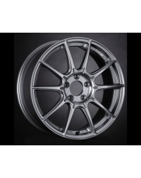 SSR GTX01 Wheel 16x6.5 4x100 42mm Dark Silver