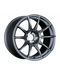 SSR GTX01 Wheel Dark Silver 18x9.5 5x100 40mm
