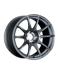 SSR GTX01 Wheel Dark Silver 18x9.5 5x114.3 22mm