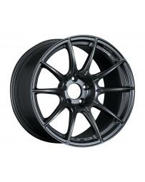 SSR GTX01 Wheel Flat Black 17x8 5x114.3 45mm