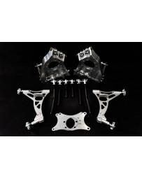 FDF RaceShop NISSAN S-CHASSIS, R-CHASSIS, Z32 REAR GRIP KIT - S15