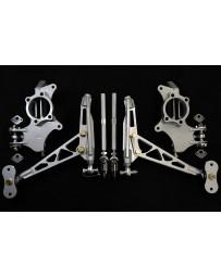 FDF RaceShop RX7 FC GRIP KIT USING 350Z WHEEL BEARING Full Kit Custom