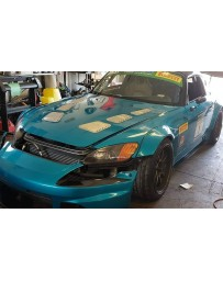 FDF RaceShop S2000 HOOD VENT