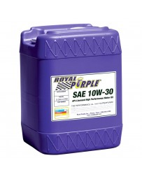 Royal Purple API-Licensed Multi-Grade SAE 10W-30 Synthetic Motor Oil, 5 Gallons