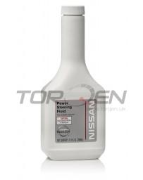 Nissan GT-R R35 Nissan OEM Genuine Power Steering Fluid, 12 oz Bottle