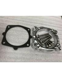 Simplistic Garage 75mm Throttle Body Adapter (DE1001) VQ35DE 03-07 G35, 03-06 350z, 06-09 M35, 03-08 Maxima