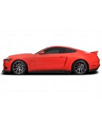 CERVINIS Side Exhaust Kit for Mustang 5.0L GT 2015-17