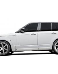 2013-2015 Land Rover Range Rover Urethane AF-1 Wide Body Door Trim ( PUR-RIM ) - 4 Piece (S)