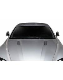 2006-2017 Aston Martin Vantage V8 Carbon AF-1 Hood Vents ( CFP ) - 2 Piece