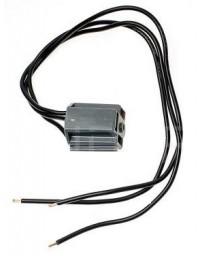 Headlight Wiring Connector Socket 240Z 260Z 280Z - 3 prong
