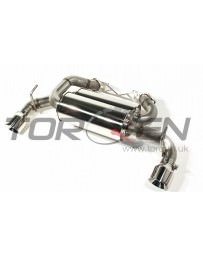 370z AAM Competition S-Line Axleback Exhaust