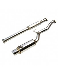 EVO 8 & 9 Invidia N1™ Stainless Steel Cat-Back Exhaust System