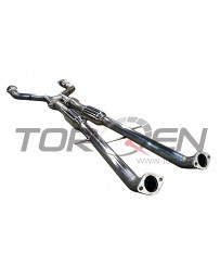 370z AAM Competition S-LINE Exhaust Midpipe